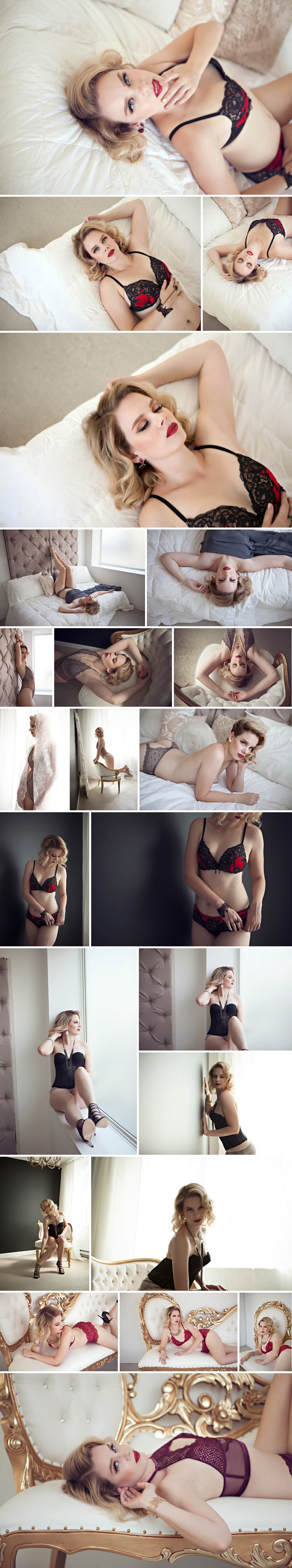 Winnipeg Boudoir Photographers